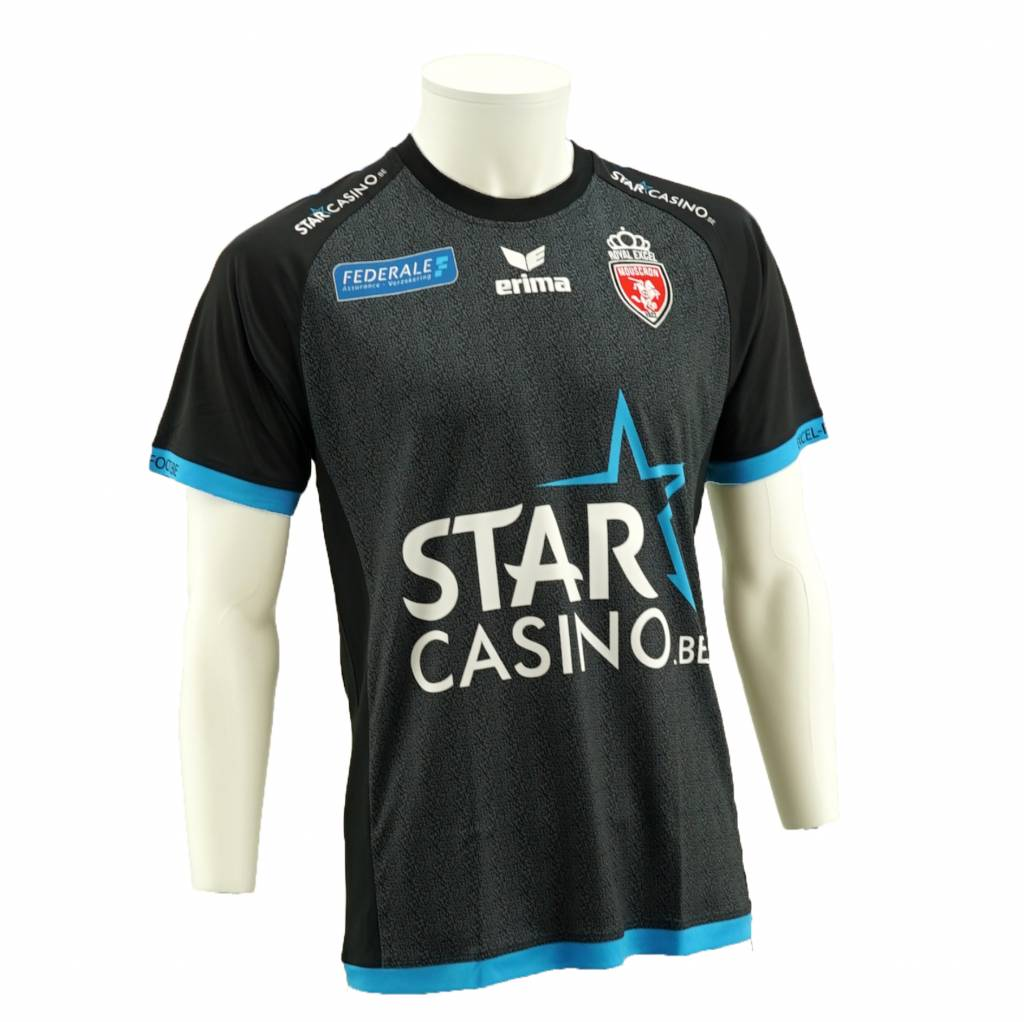 Away shirt Royal Excel Mouscron for kids