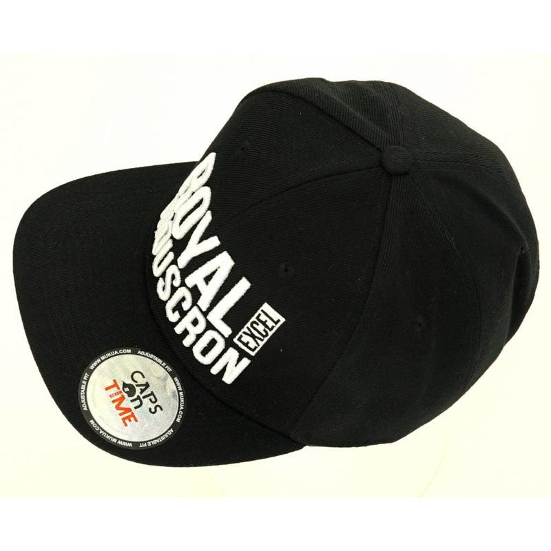 Black cap Excelsior Mouscron