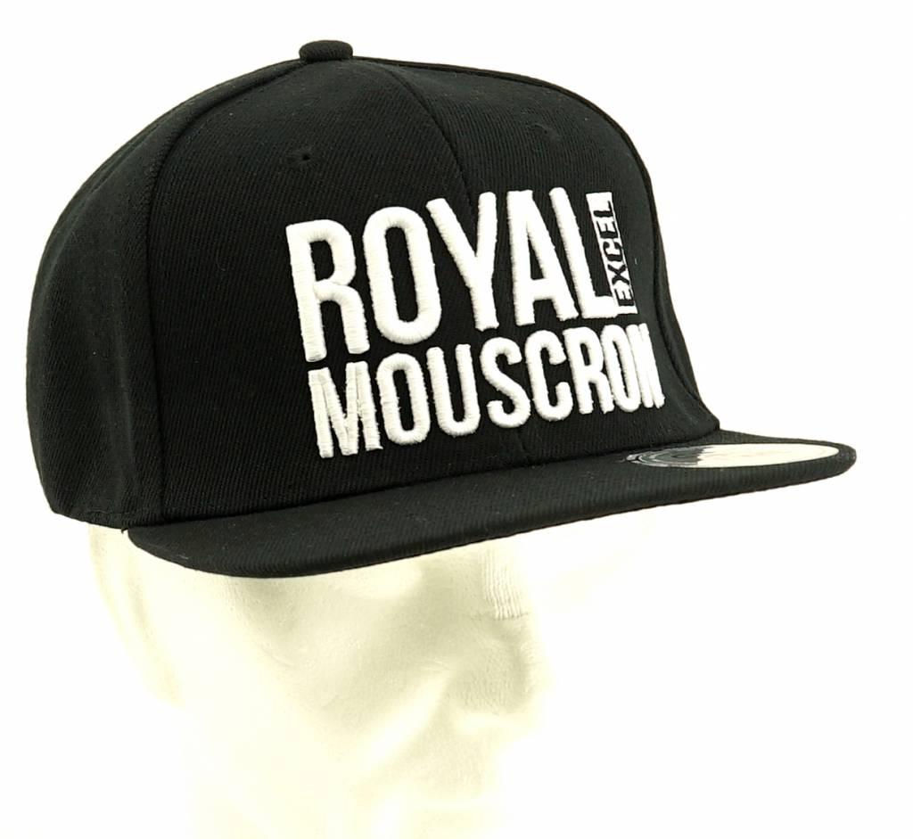 Casquette noire Royal Excel Mouscron