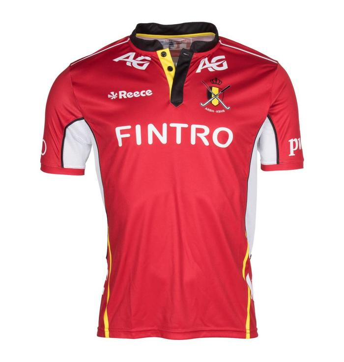 Officieel shirt Red Lions 2017
