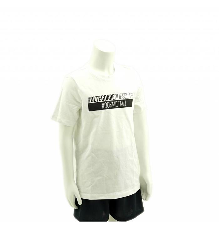 T-shirt Kids white