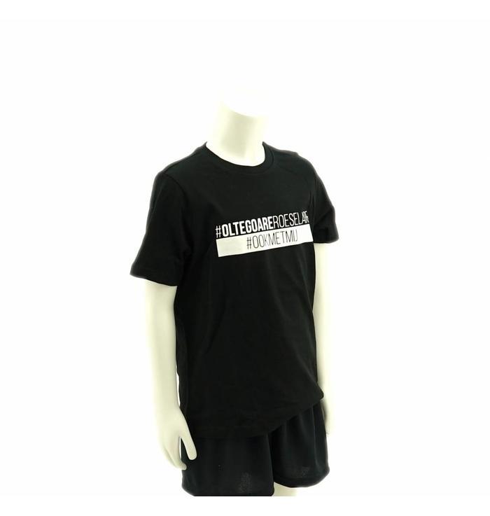 T-shirt Kids zwart