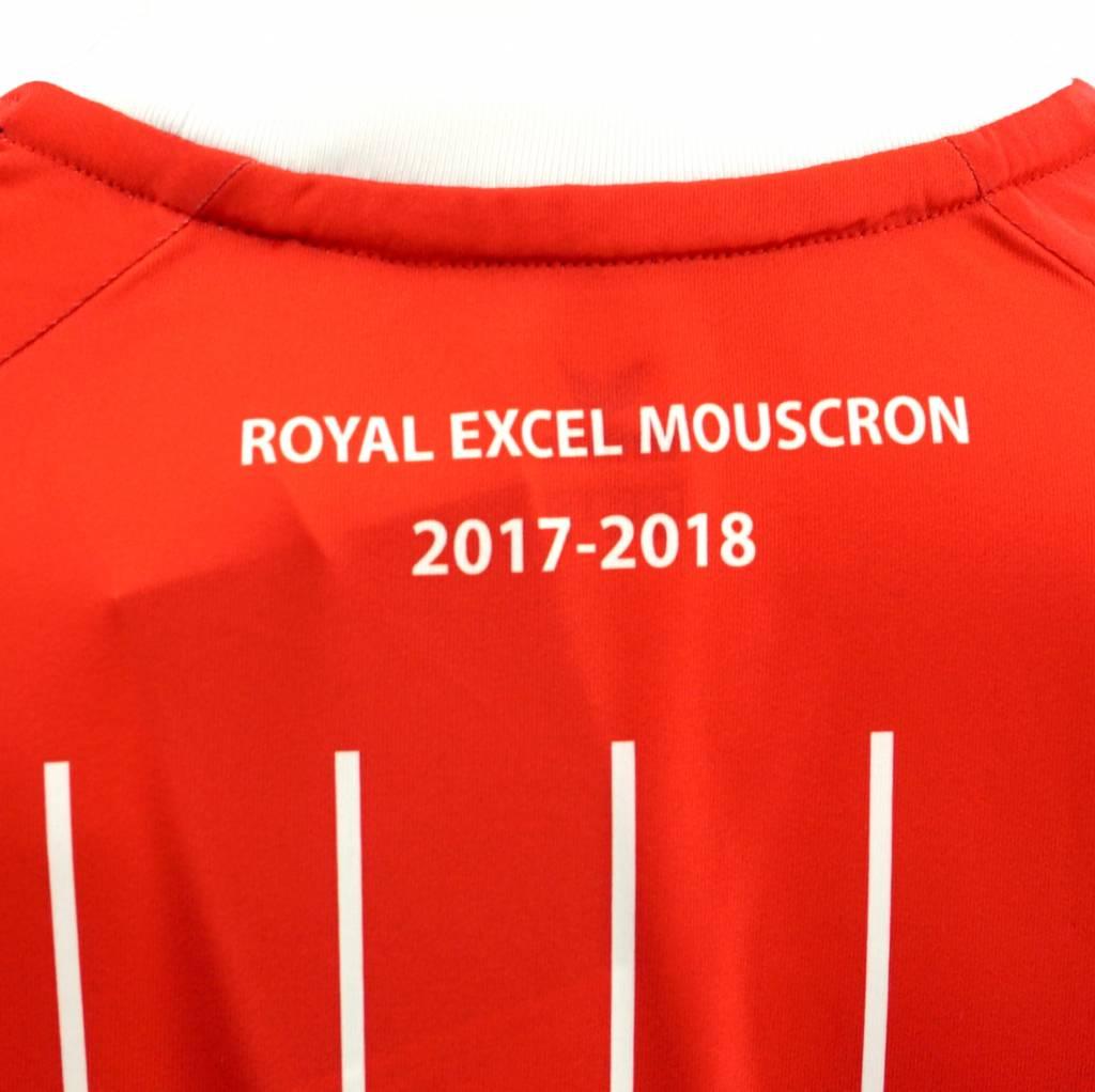 Maillot domicile Royal Excel Mouscron 17-18