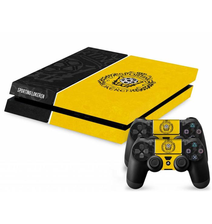 Console Skin PS4