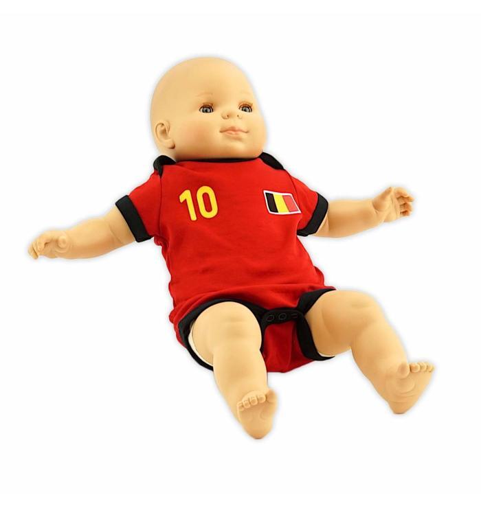 Romper Belgium - 6-12 maanden