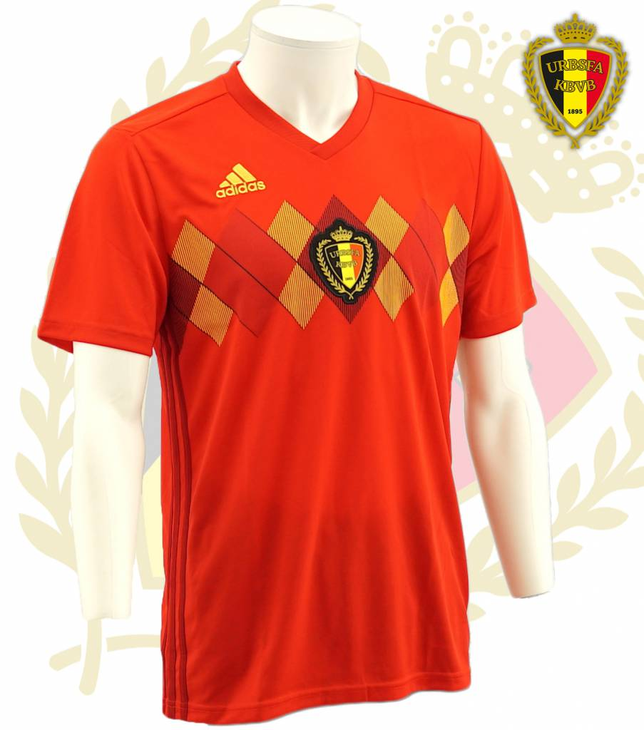 acheter maillot officiel des diables rouges pour la coupe du monde 2018. Black Bedroom Furniture Sets. Home Design Ideas