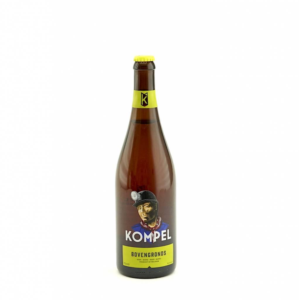 75cl bottle bovengronds