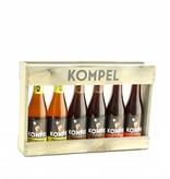 Gift packaging 6 bottles