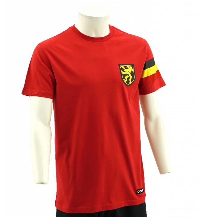 Belgium Captain T-shirt