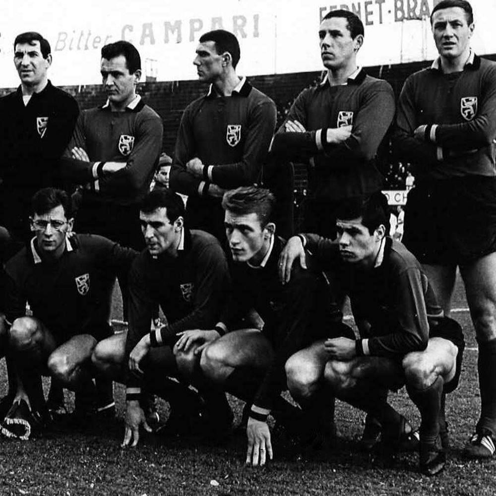 Belgium Retro 1960's - Copa