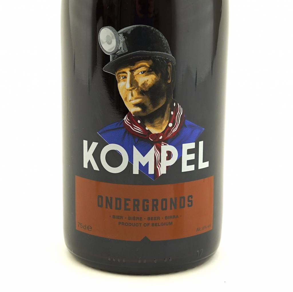 75cl bouteille ondergronds