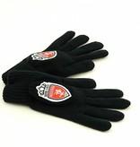 Glove black - SR - Mouscron