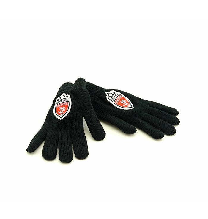 Glove black - JR - Mouscron