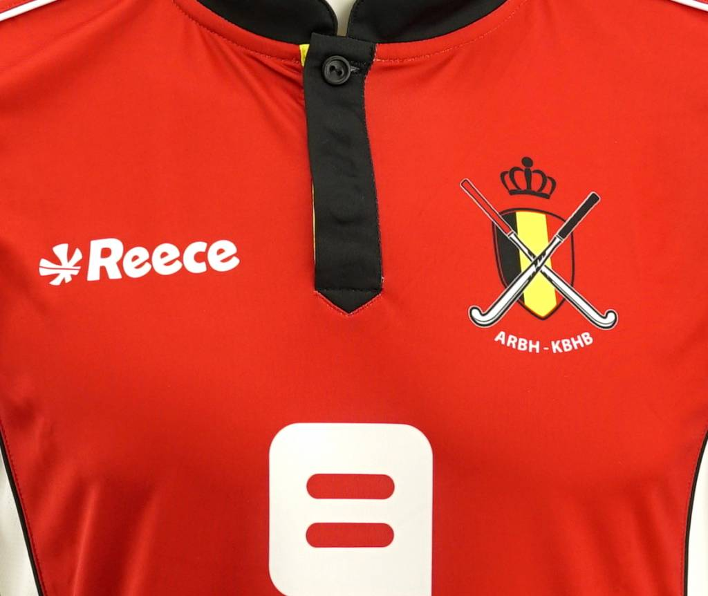 Hockey wedstrijd shirts Red Lions