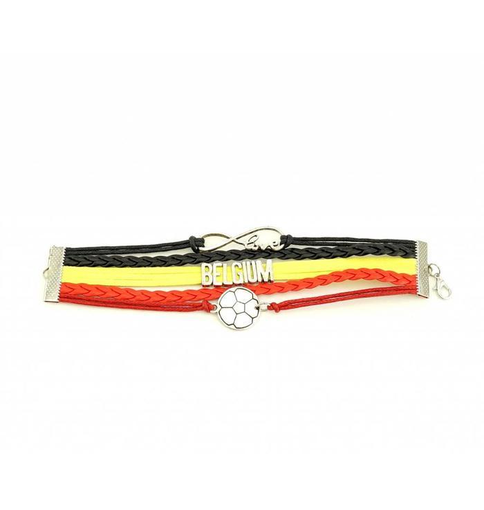 Lederen armband België
