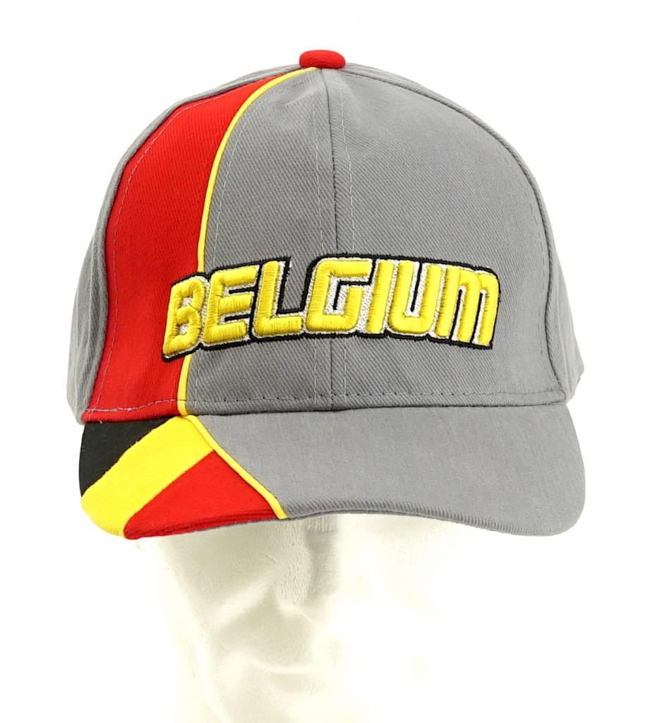 Casquette grise Belgique