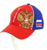 Casquette Russie rouge