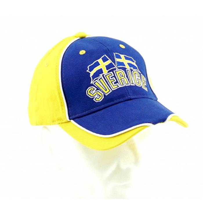 Cap Sweden blue