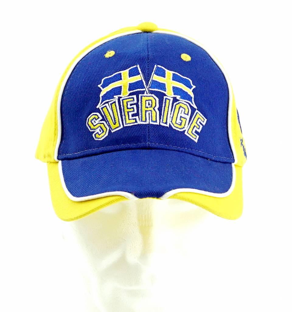 Cap Sweden blue