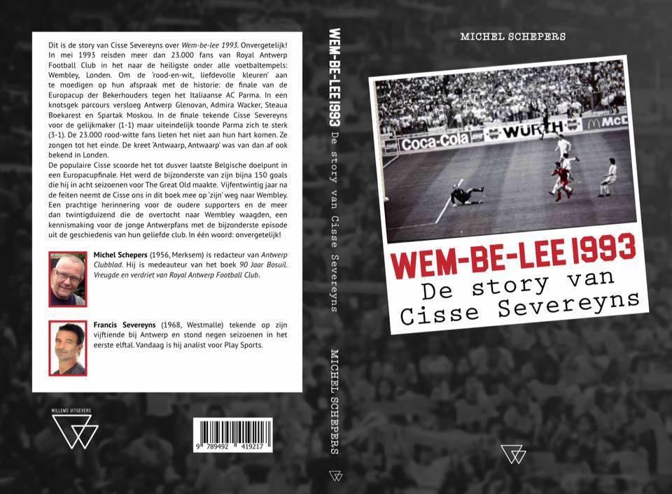 WEM - BE - LE 1993  De Story van Cisse Severeyns