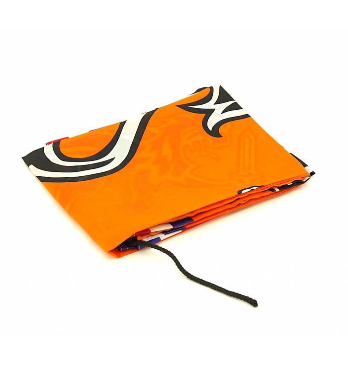 Vlag Hollandse leeuw