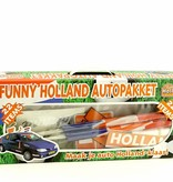 Funny Holland car pack (22 items)