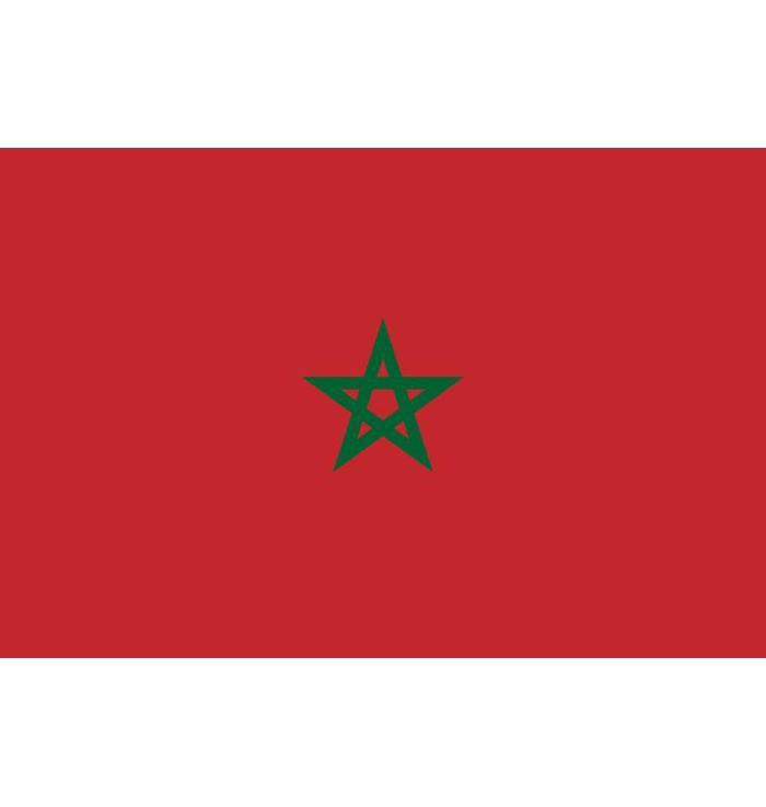 Moroccan flag  (200 x 150 cm)