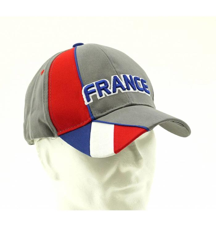 French 3D cap