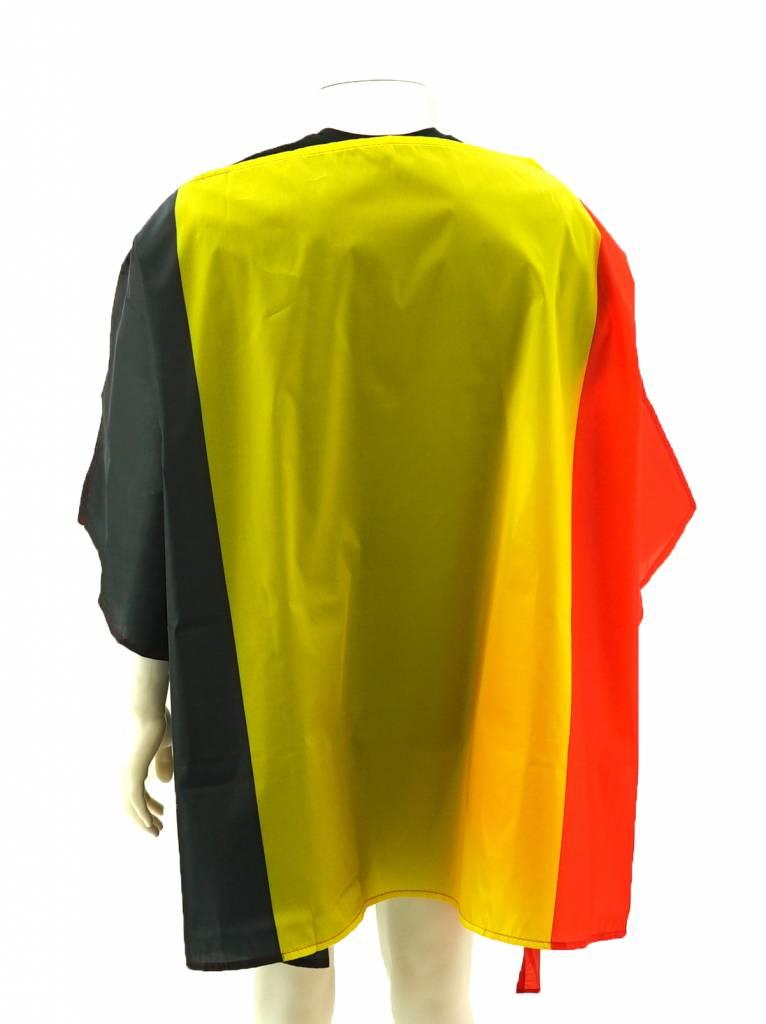 Cape drapeau Belgique