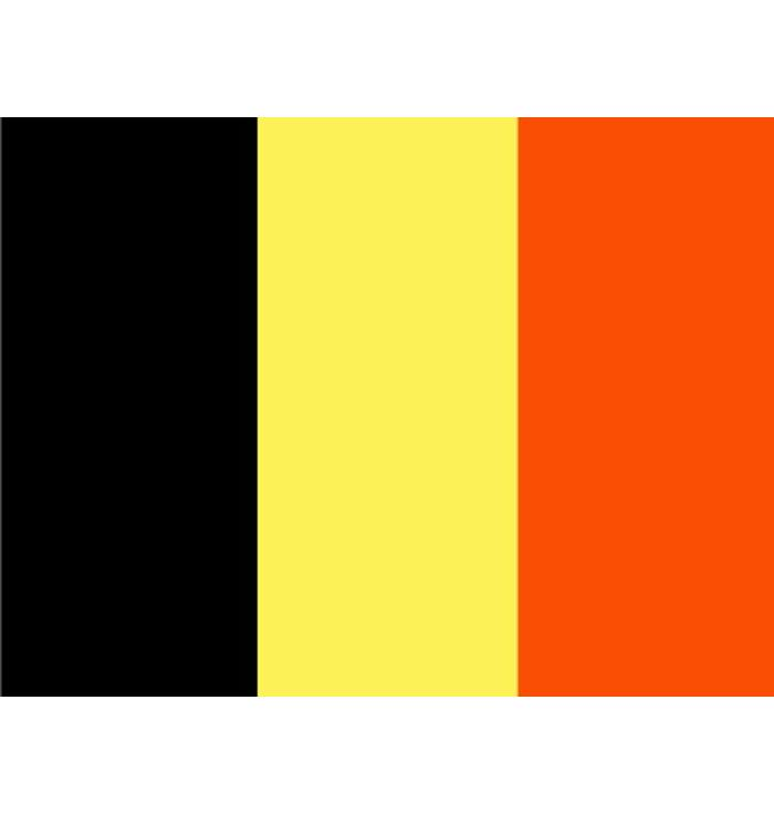 Drapeau Belge  (200 x 150 cm)