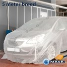 @Mask Verfhechtende @MASK folie HDPE, 5 meter breed