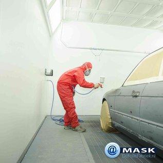 @Mask Spuitcabine Folie @MASK met aanbreng TAPE: 250cm x 20 meter