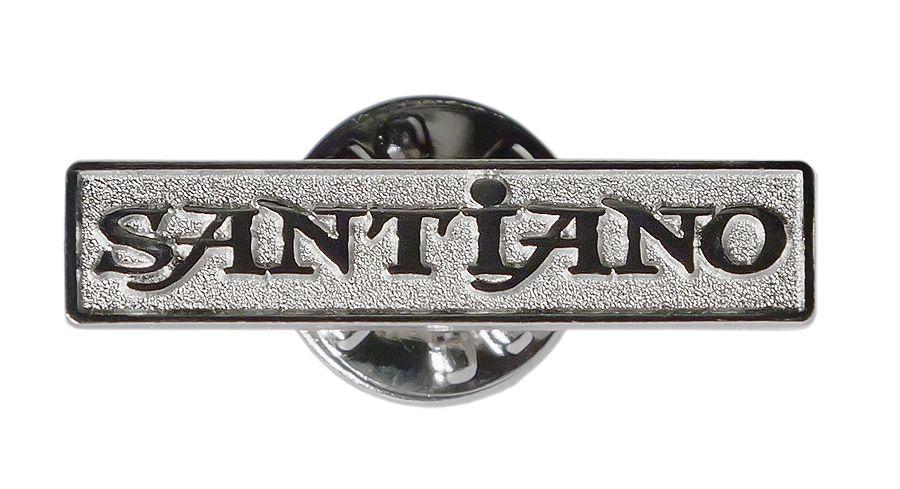 "Santiano Pin ""silver"""