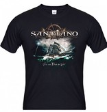 """Herren T-Shirt """"Bis ans Ende der Welt"""""""