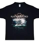 "Santiano kids t-shirt ""Bis ans Ende der Welt"""