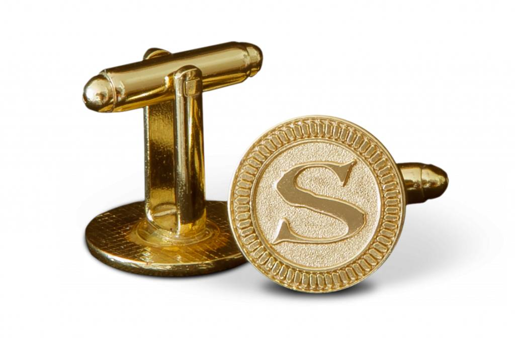 Santiano cufflinks glossy