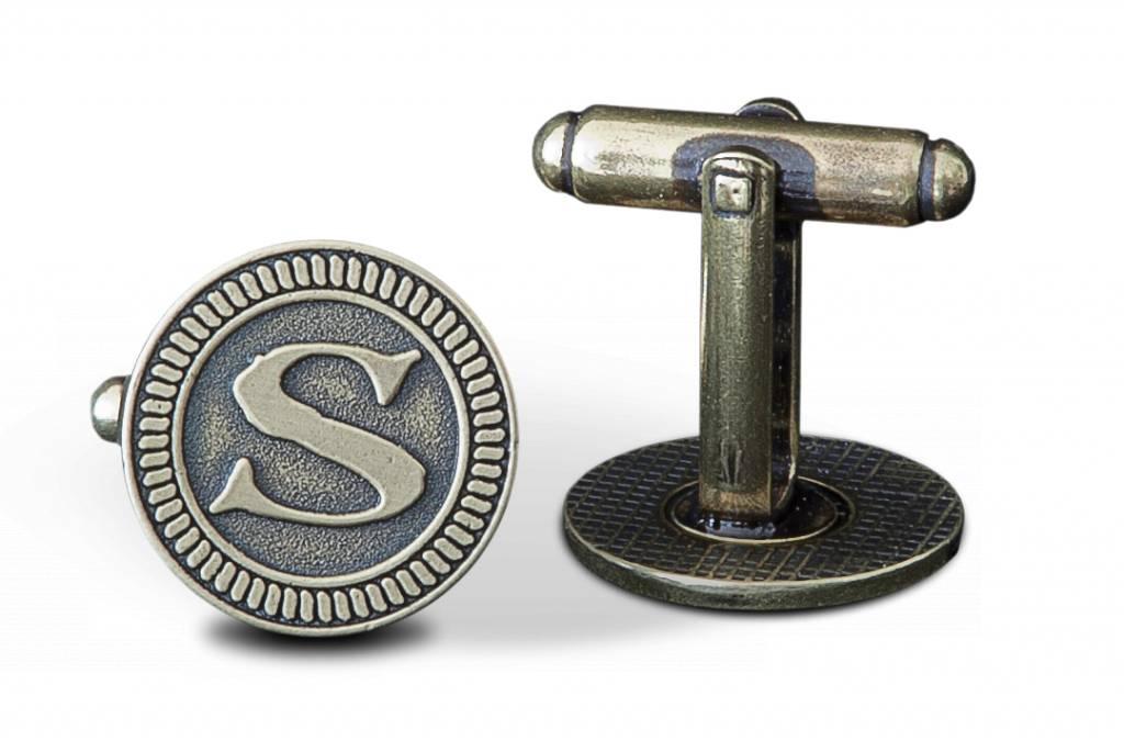 """Santiano cufflinks """"antique"""""""