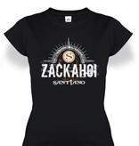 """Damen T-Shirt """"Zack Ahoi"""""""