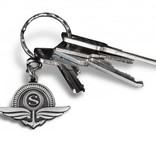 Santiano key chain