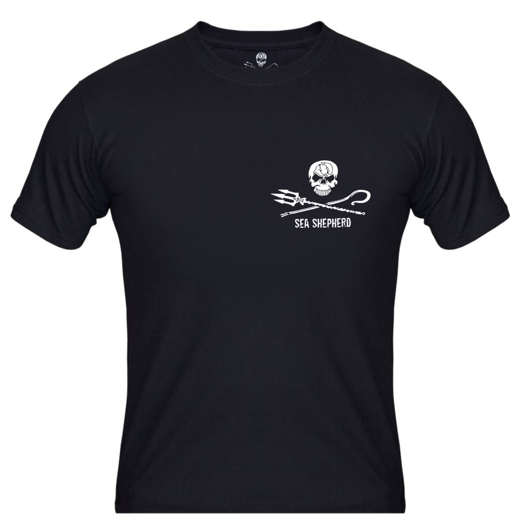 "Men's T-Shirt ""Sea Shepherd"""