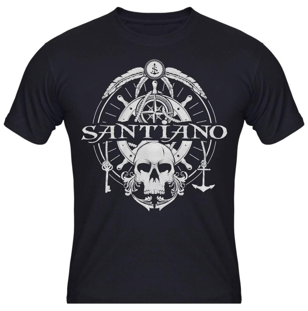 """Men's T-Shirt """"Die Letzte Fahrt"""""""