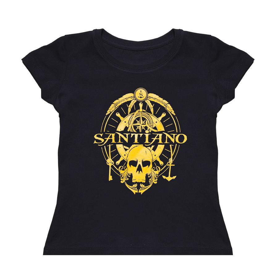 """Kinder T-Shirt """"Kinder des Kolumbus"""""""