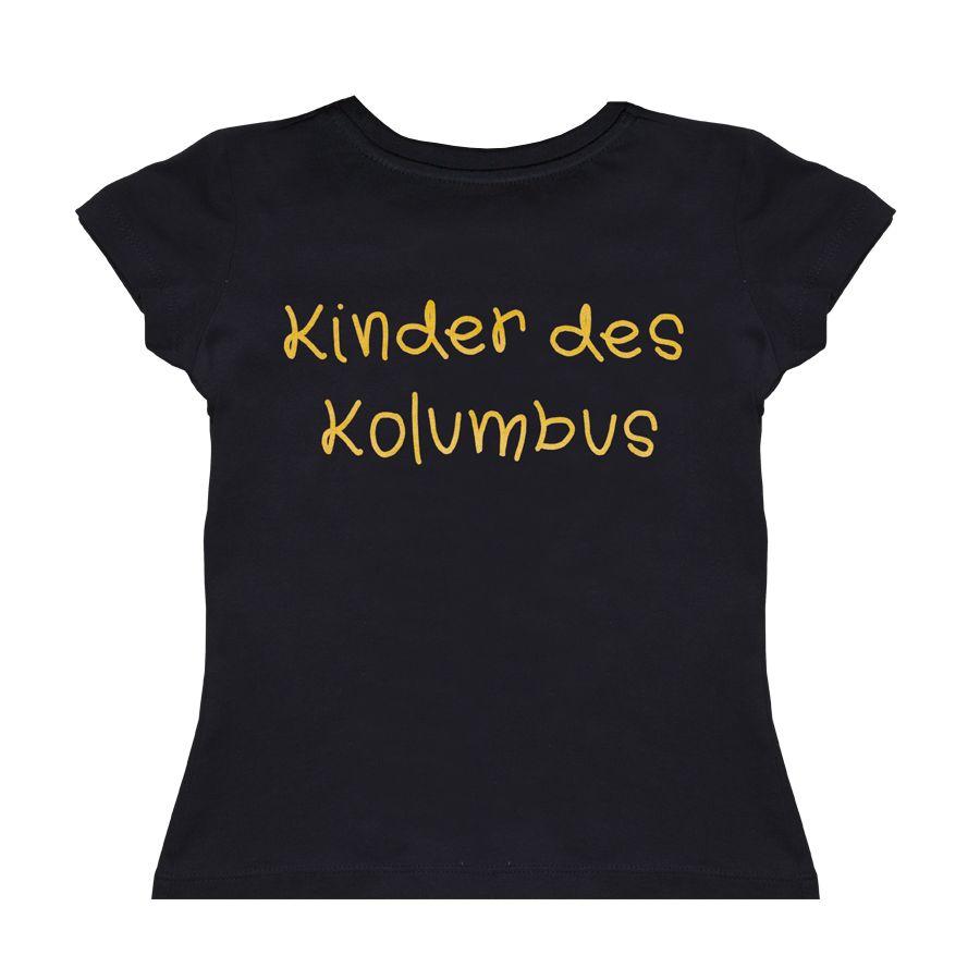 "Kid's T-Shirt ""Kinder des Kolumbus"""