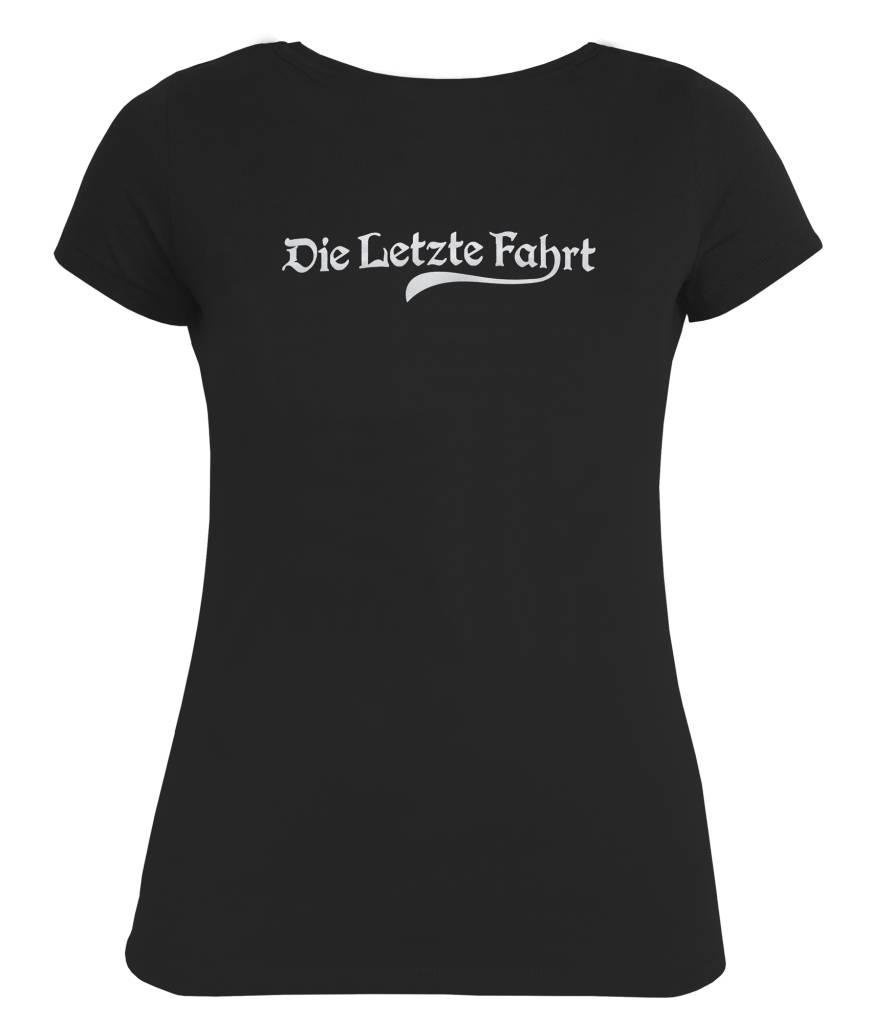 """Damen T-Shirt """"Die Letzte Fahrt"""""""