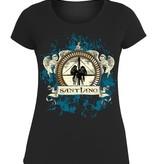 """Damen T-Shirt Lieder der Freiheit"""""""
