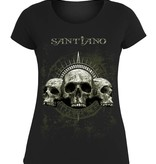 "Damen T-Shirt ""Skull"""