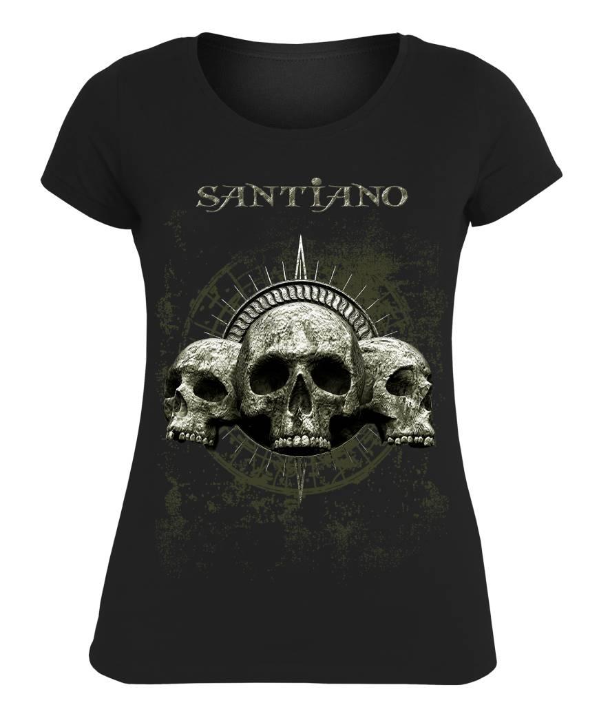 """Women's T-Shirt """"Skull"""""""