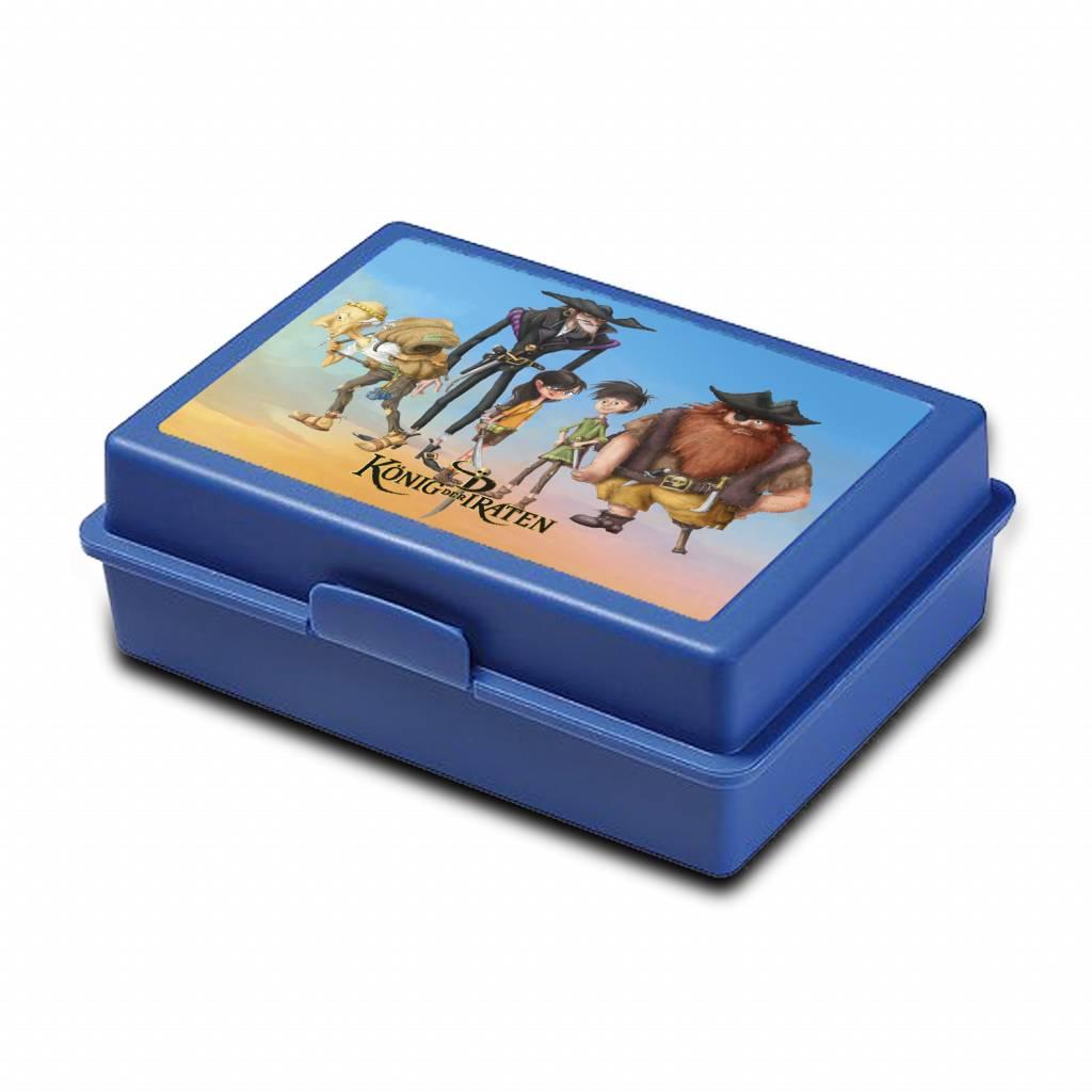 König der Piraten lunch box
