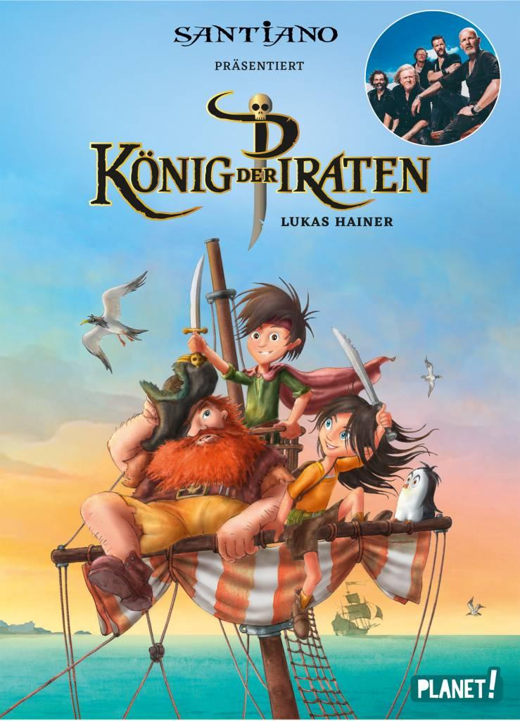 König der Piraten - Das Buch