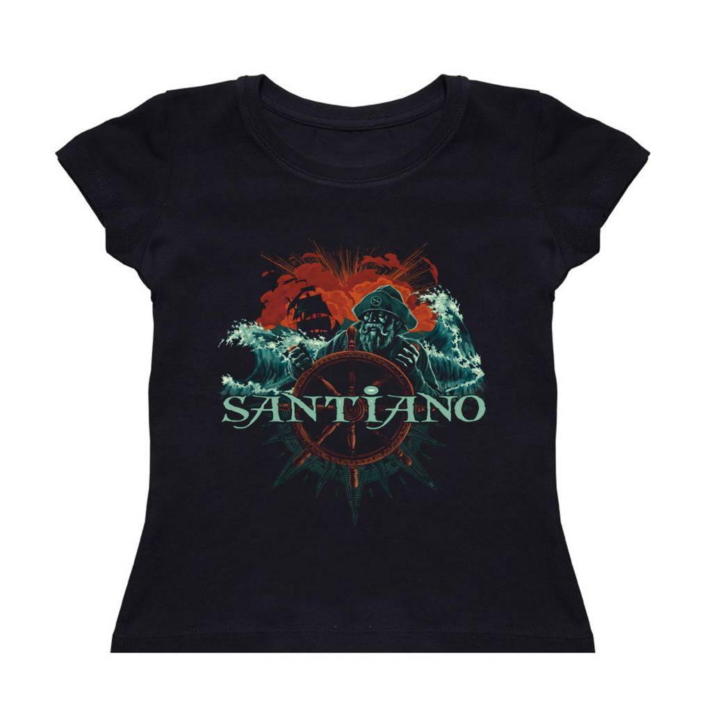 "Kinder T-Shirt ""Steuermann"""